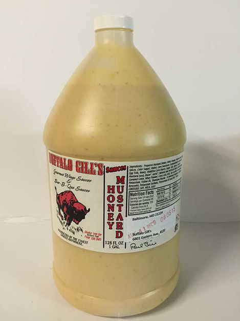 Picture of BUFFALO HONEY MUSTARD