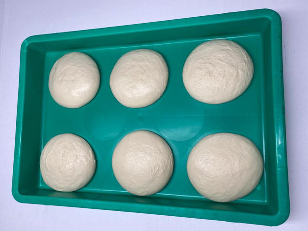 Picture of FRESH DOUGH 23 OZ  6 balls /tray (X-Large)