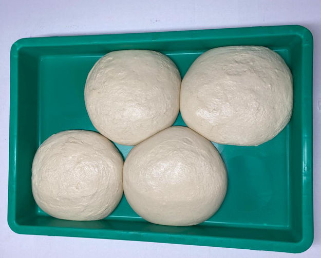 Picture of FRESH DOUGH 57 OZ 4 balls/tray