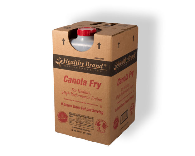 Picture of CANOLA FRY OIL 35 LBS