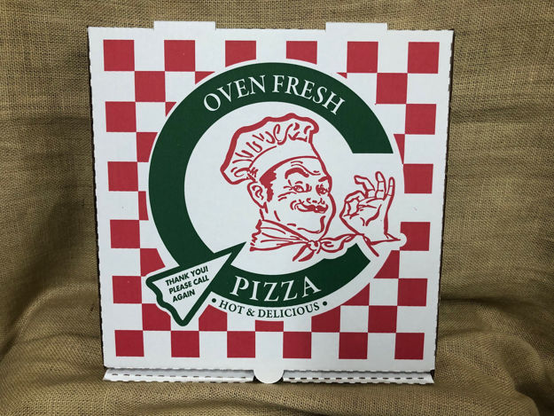 Picture of PIZZA BOX 14''