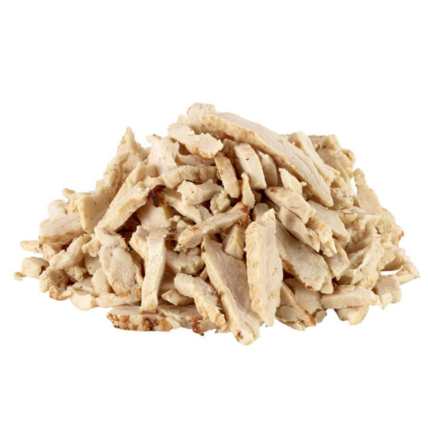 Picture of WHITE MEAT CHICKEN STRIPS 10 LBS