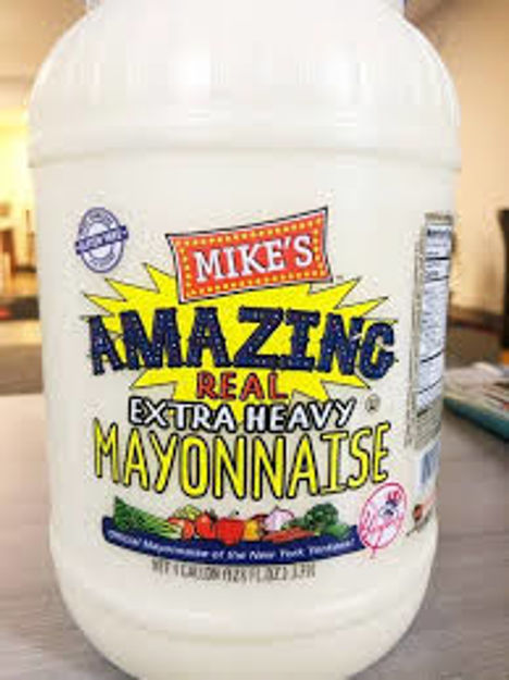 Picture of AMAZING REAL EXTRA HEAVY MAYONNAISE 3.79 liters
