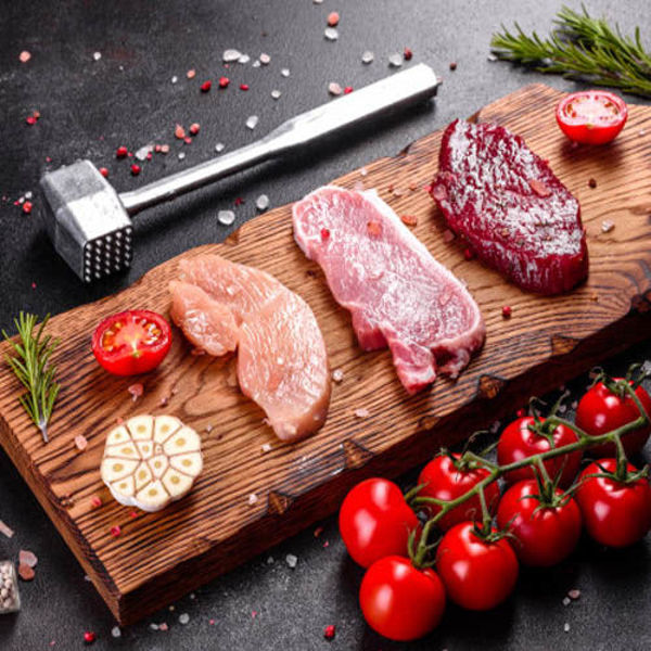 Picture for category MEAT & CHICKEN STEAKS