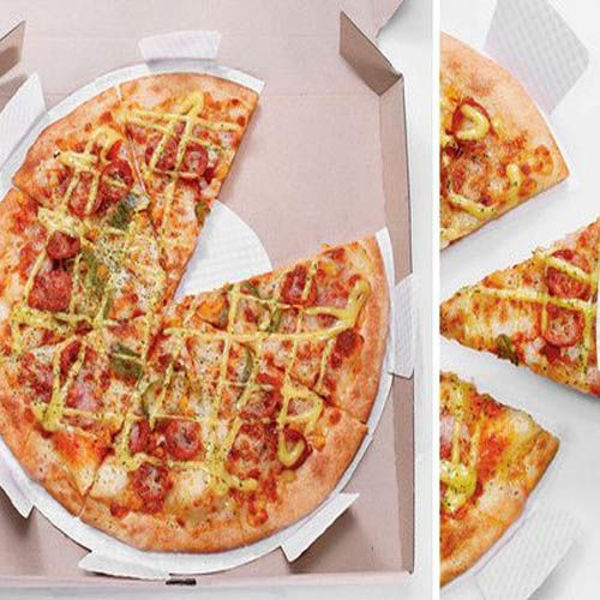 Picture for category PIZZA BOXES & PLATES & FORMS