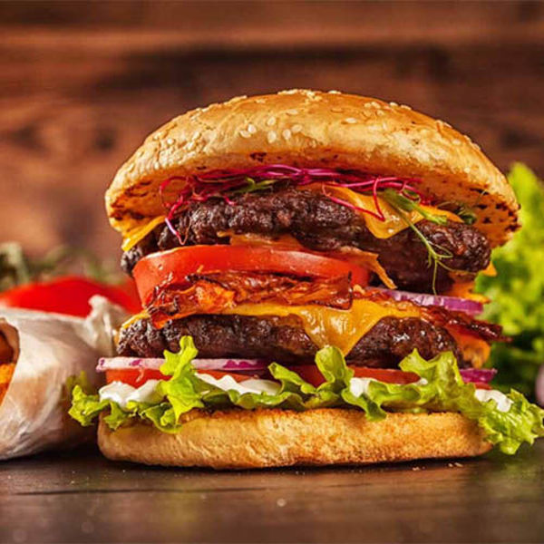 Picture for category BURGER